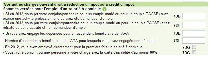 R duction d duction d 39 imp ts services domicile for Entretien jardin deductible des impots